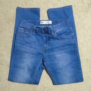 LEVIS 511 Slim Fit Performance Jeans 26x26 12 Reg.